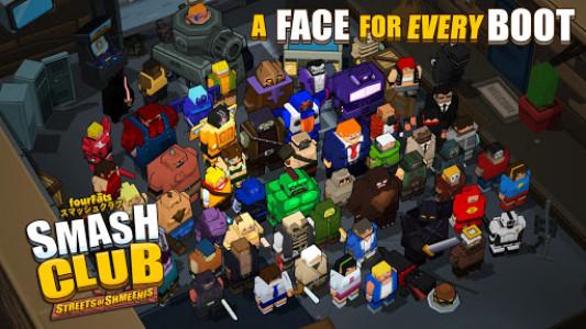 اسکرین شات بازی Smash Club: Arcade Brawler 5