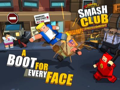 اسکرین شات بازی Smash Club: Arcade Brawler 6