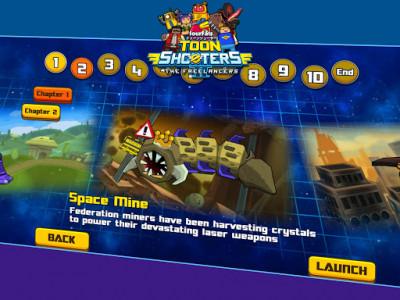اسکرین شات بازی Toon Shooters 2: Arcade Side-Scroller Shooter 8