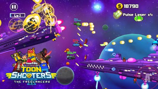اسکرین شات بازی Toon Shooters 2: Arcade Side-Scroller Shooter 4