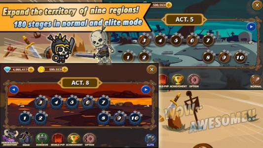 اسکرین شات بازی BATTLE HEROES 1