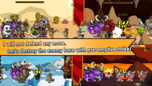 اسکرین شات بازی BATTLE HEROES 7