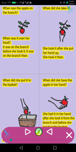 اسکرین شات برنامه آموزش انگلیسی با خانم آهو 3 4