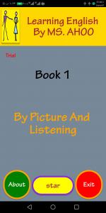 اسکرین شات برنامه آموزش انگلیسی با خانم آهو 3 1