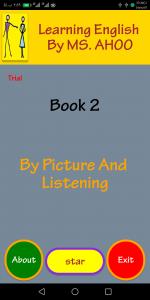 اسکرین شات برنامه آموزش انگلیسی با خانم آهو 4 1
