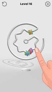 اسکرین شات بازی Slide Hoops 5