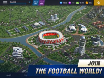 اسکرین شات بازی 11x11: Soccer Club Manager 6