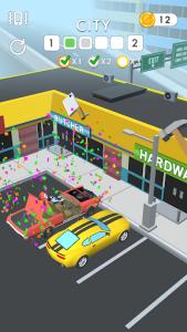 اسکرین شات بازی Car Flip: Parking Heroes 2