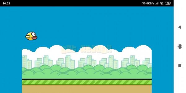 اسکرین شات بازی بازی پرنده ناشیانه 4