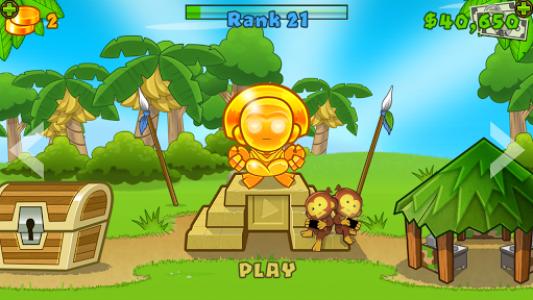 اسکرین شات بازی Bloons TD 5 6