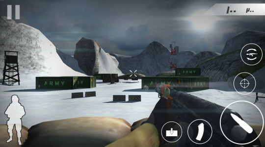 اسکرین شات بازی سنگر مقاومت 3