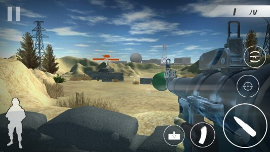 اسکرین شات بازی سنگر مقاومت 8