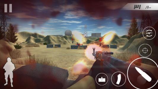 اسکرین شات بازی سنگر مقاومت 4
