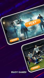 اسکرین شات بازی New Mobile Games 4