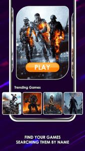 اسکرین شات بازی New Mobile Games 2