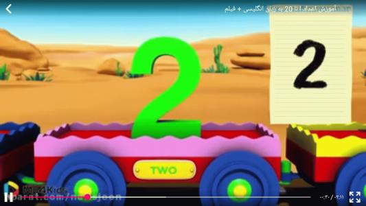 اسکرین شات برنامه اموزش زبان انگلیسی به کودکان + فیلم 6