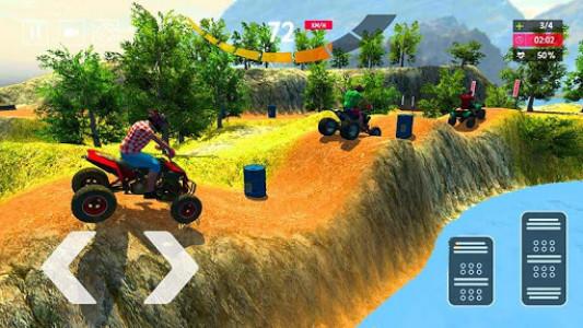 اسکرین شات برنامه Arizona ATV Quad Bike - Offroad Quad Bike 2020 6