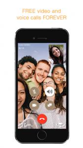 اسکرین شات برنامه OneTime Messenger 2