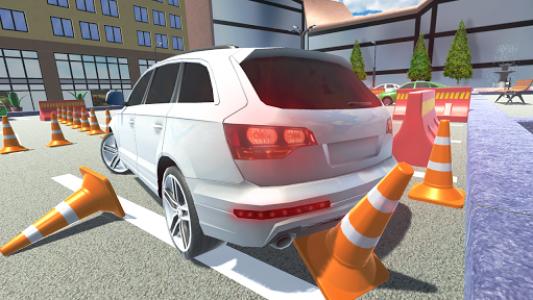 اسکرین شات بازی Luxury Parking 2