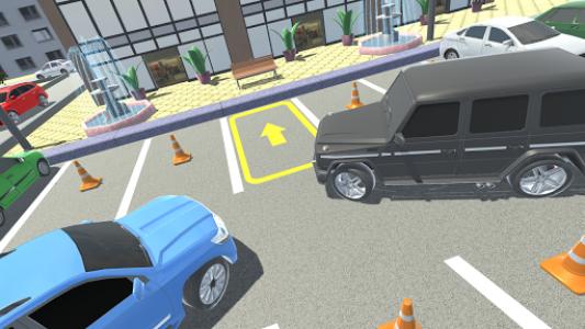 اسکرین شات بازی Luxury Parking 3