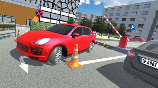 اسکرین شات بازی Luxury Parking 4