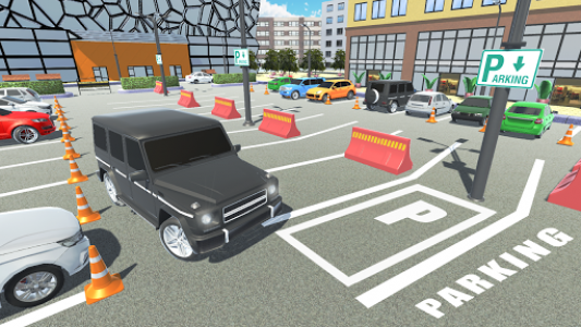 اسکرین شات بازی Luxury Parking 5