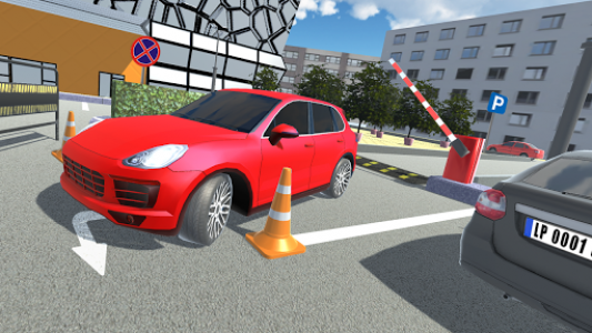 اسکرین شات بازی Luxury Parking 8
