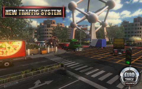 اسکرین شات بازی یورو تراک - Euro Truck Evolution (Simulator) 2