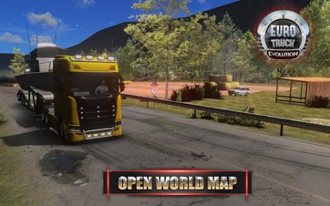 اسکرین شات بازی یورو تراک - Euro Truck Evolution (Simulator) 6