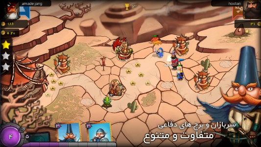 اسکرین شات بازی دنیای اساطیر (آنلاین) 9