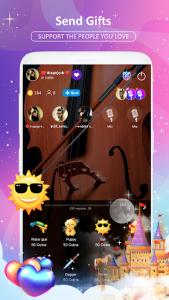 اسکرین شات برنامه OyeTalk - Free Voice Chat Rooms 2