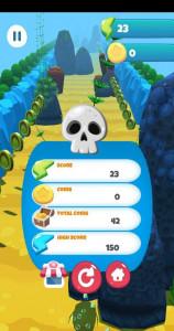 اسکرین شات بازی ماهی جنگجو 2