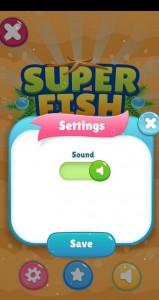 اسکرین شات بازی ماهی جنگجو 1