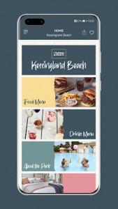 اسکرین شات برنامه Parkdean Resorts – Order & Pay 2