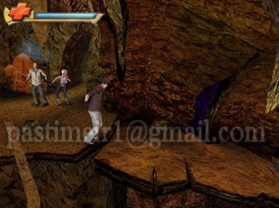 اسکرین شات بازی سفر به اعماق زمین 1