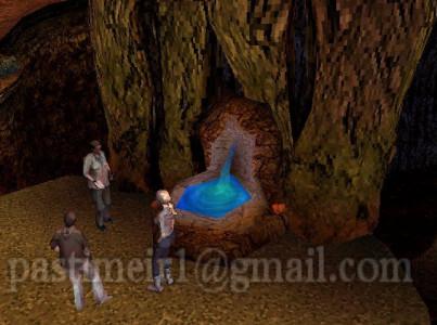 اسکرین شات بازی سفر به اعماق زمین 2
