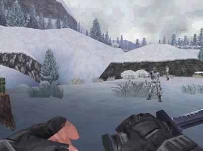 اسکرین شات بازی کالاف دیوتی 3: مدافع جنگ مدرن 4