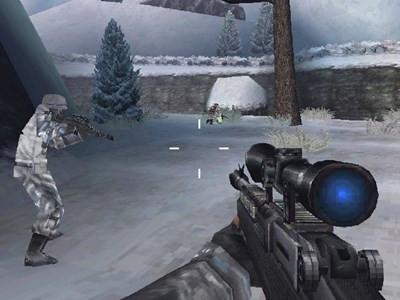 اسکرین شات بازی کالاف دیوتی 3: مدافع جنگ مدرن 1