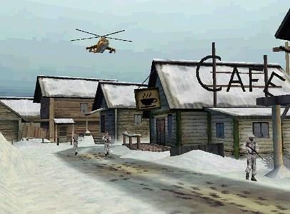 اسکرین شات بازی کالاف دیوتی 3: مدافع جنگ مدرن 2