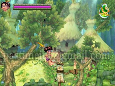 اسکرین شات بازی پسر جنگل 1