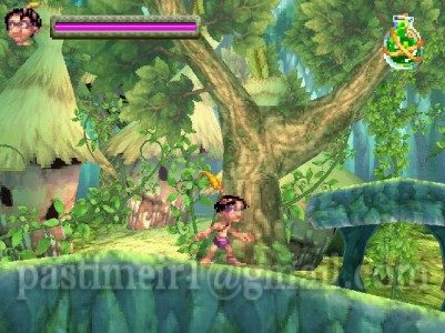 اسکرین شات بازی پسر جنگل 3