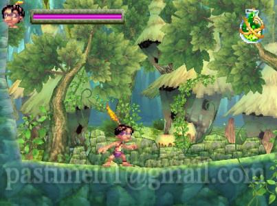 اسکرین شات بازی پسر جنگل 2