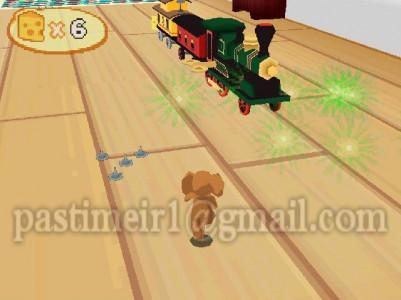 اسکرین شات بازی تام و جری 5
