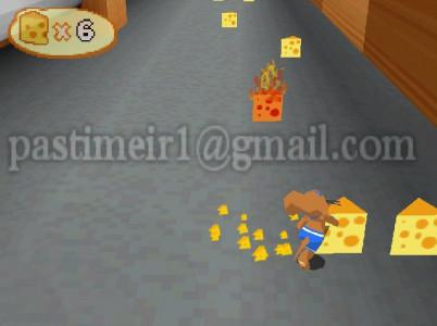 اسکرین شات بازی تام و جری 2
