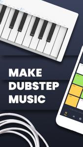 اسکرین شات برنامه Dubstep Drum Pads 24 - Soundboard Music Maker 1