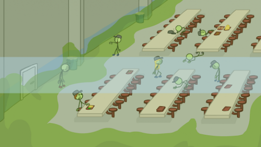 اسکرین شات بازی Fleeing the Complex 8
