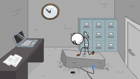 اسکرین شات بازی Fleeing the Complex 3
