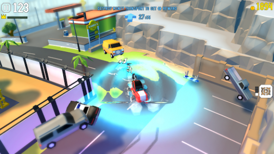 اسکرین شات بازی Reckless Getaway 2 4