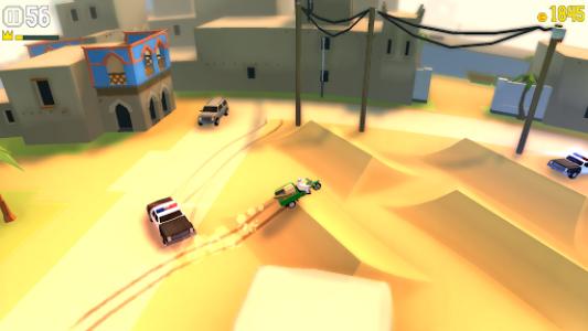 اسکرین شات بازی Reckless Getaway 2 2