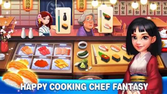 اسکرین شات بازی Happy Cooking: Chef Fever 2